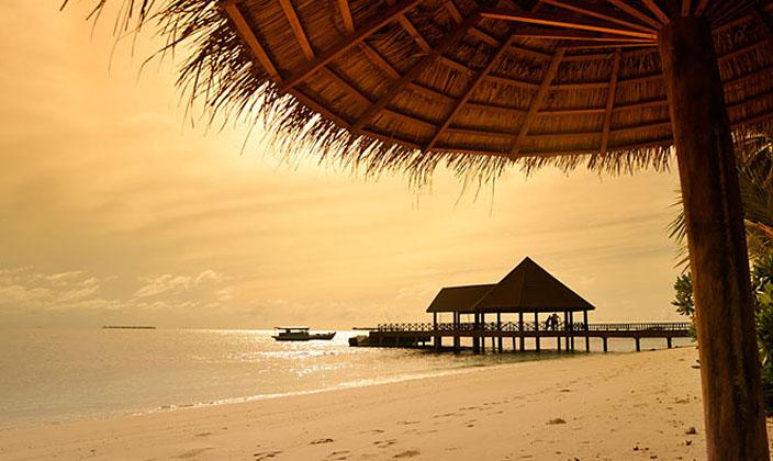 马尔代夫鲁滨逊远游