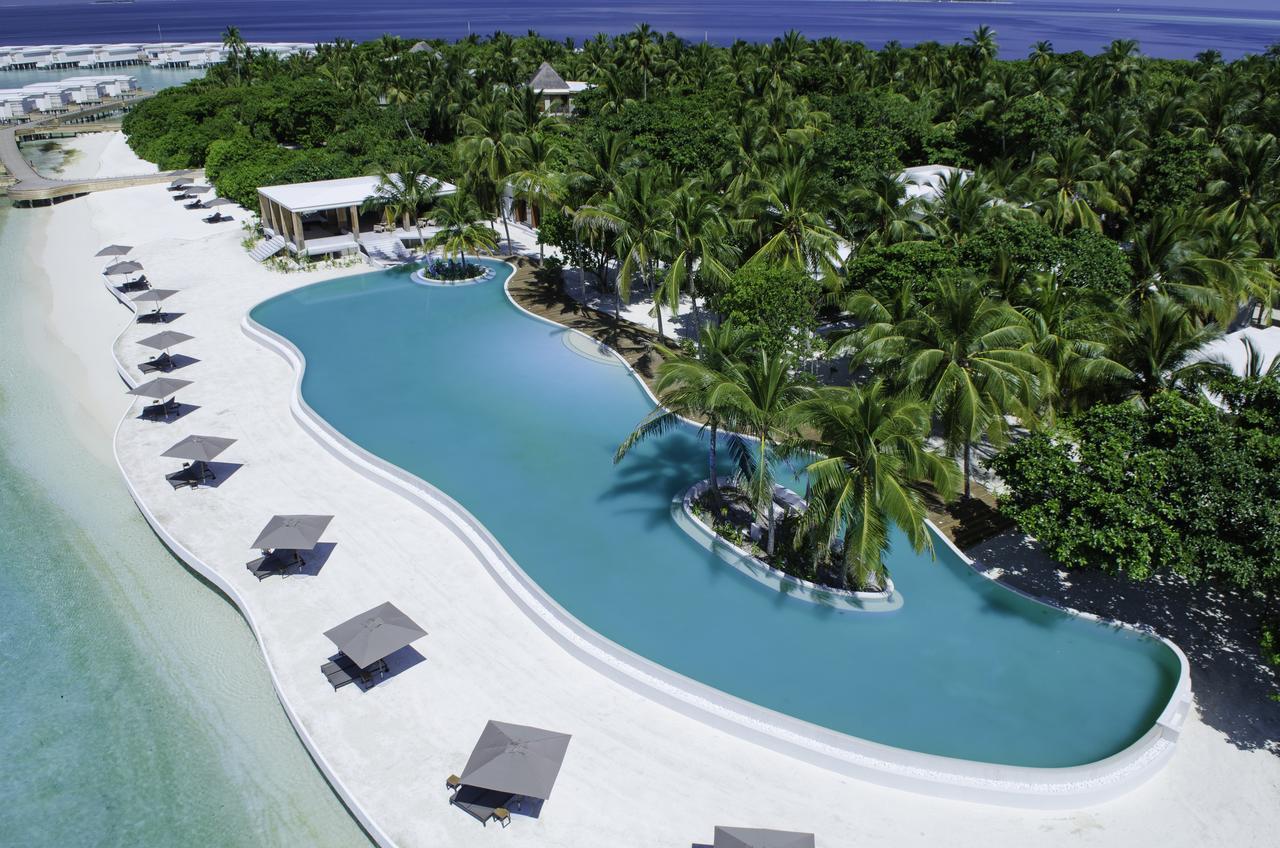 阿米拉马代最大无边泳池