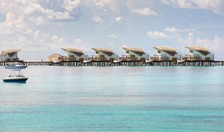 维斯瑞岛Viceroy Maldives Resort6天4晚自由行